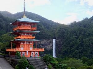和歌山 那智の滝